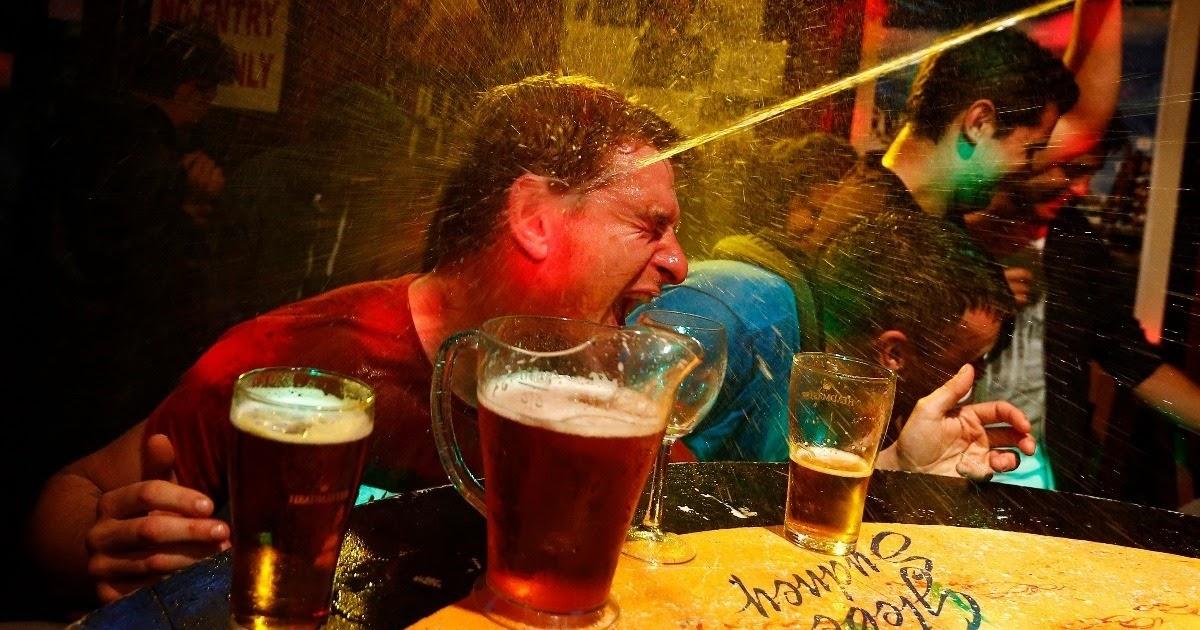 Что говорит о вас выбор напитка в баре - признания барменов