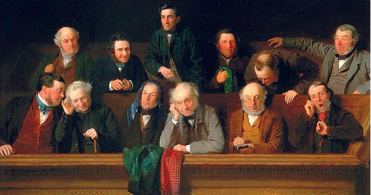 Cуд присяжных заседателей. История, правила и громкие дела