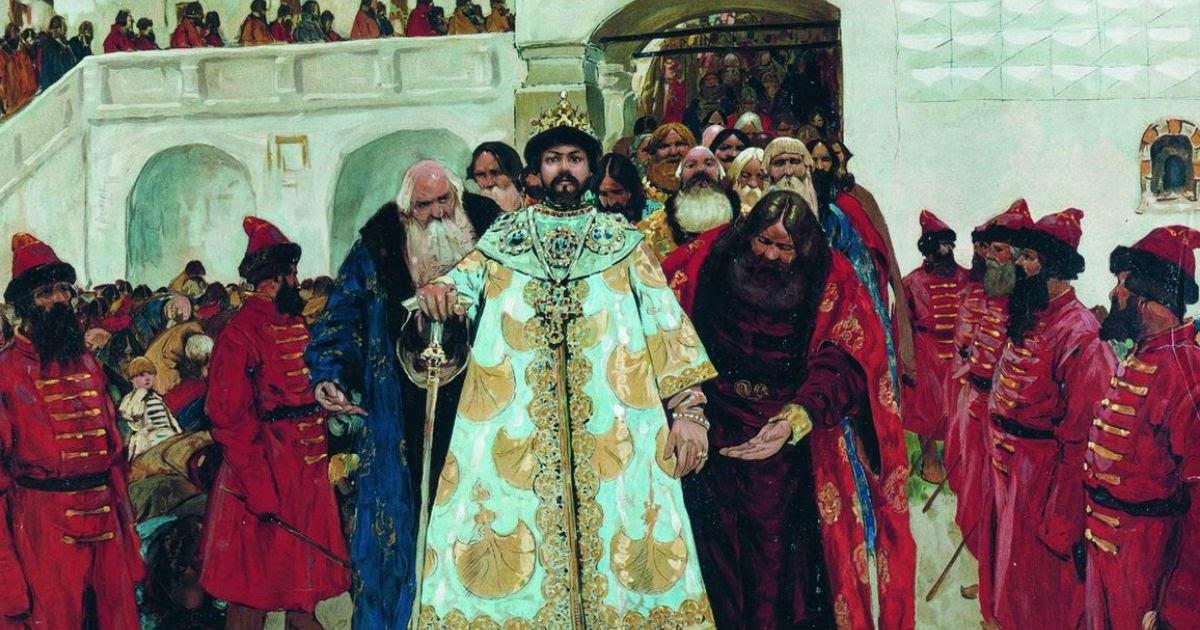 """Фото Что значит слово """"царь""""? Откуда оно взялось?"""