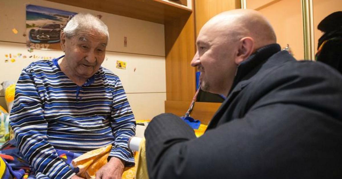 Чиновники на шесть лет забыли 94-летнего ветерана ВОВ