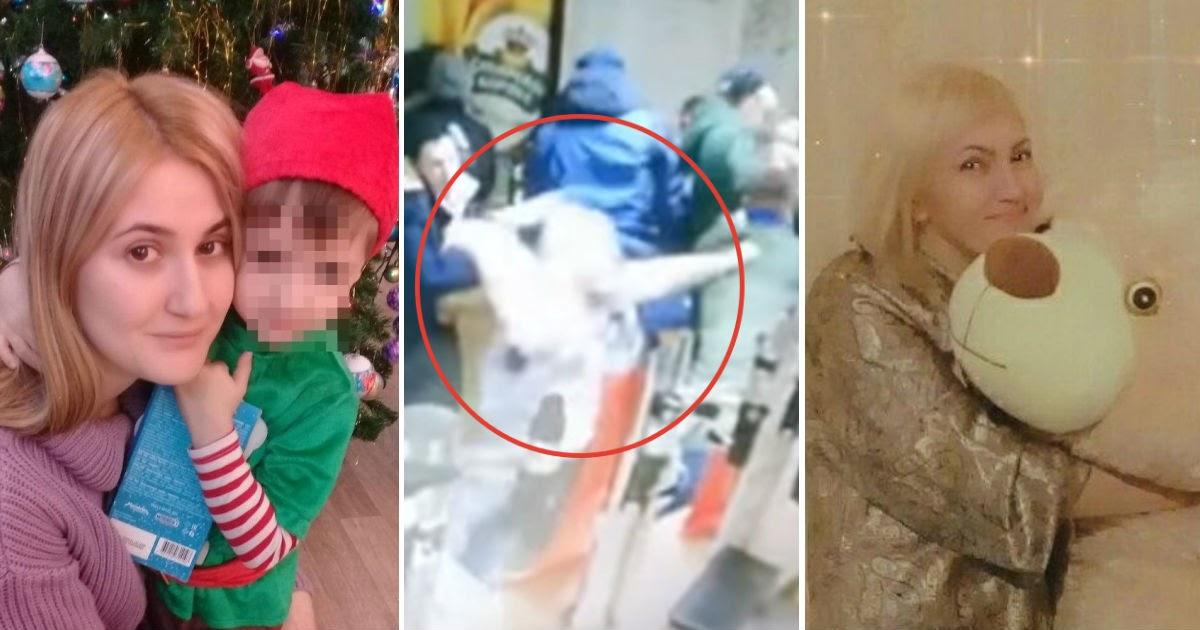 Фото На Урале мать-барменша вступилась за дочь, воткнув нож в спину ее бывшему