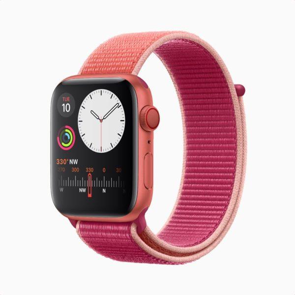 Photo of Versão (PRODUCT)RED do Apple Watch Series 5 poderá ser lançada em 2020