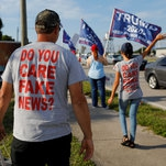 After Another Year of Trump Attacks, 'Ominous Signs' for the American Press