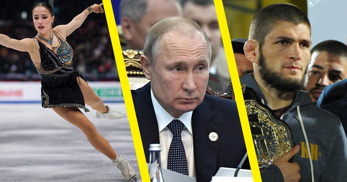 Триумф Хабиба, драма Загитовой и ВАДА. Спортивные итоги-2019