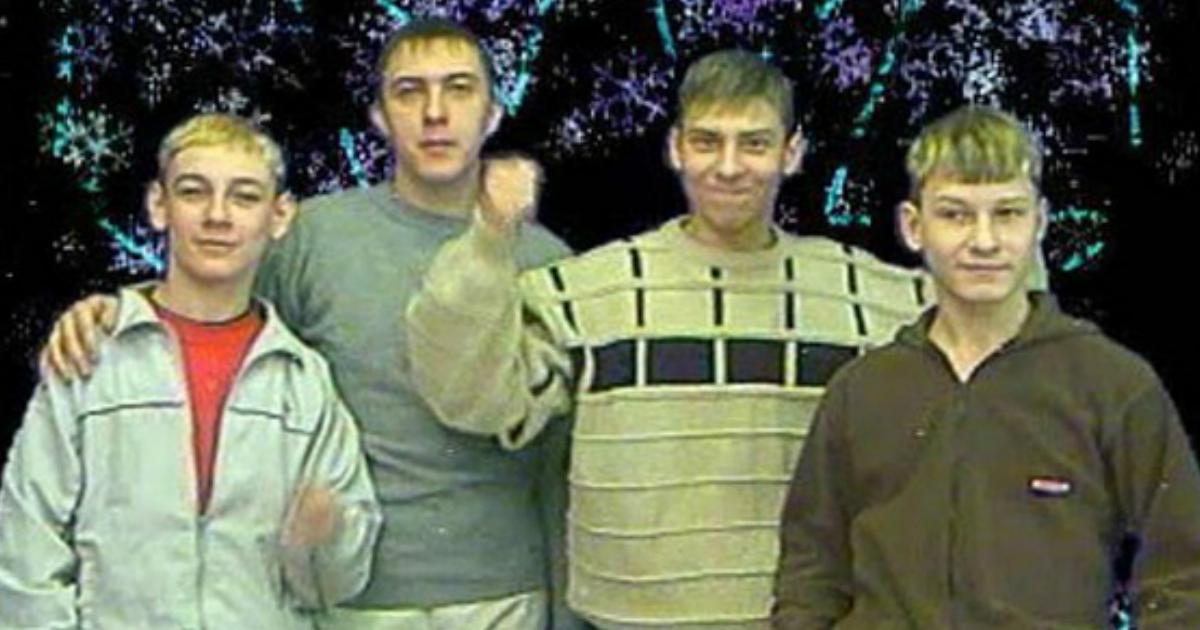 Группа «Стекловата» сняла римейк легендарного клипа «Новый год»