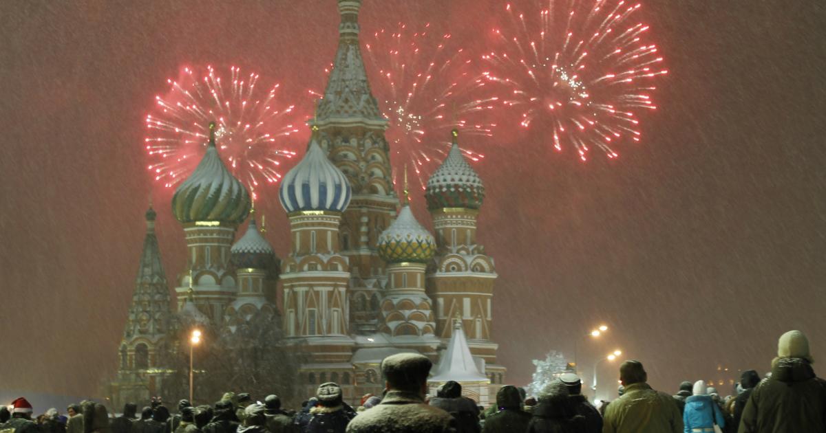 Команда Anews поздравляет дорогих читателей с Новым годом!