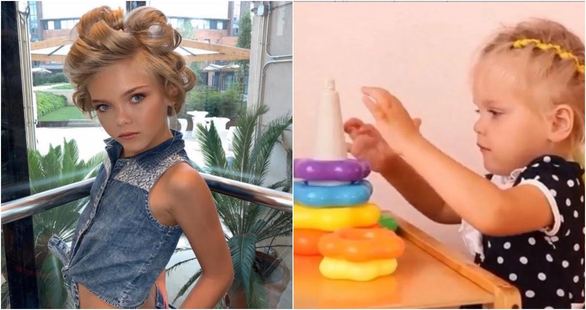 8-летняя девочка из детдома стала топ-моделью и отдает все деньги бедным