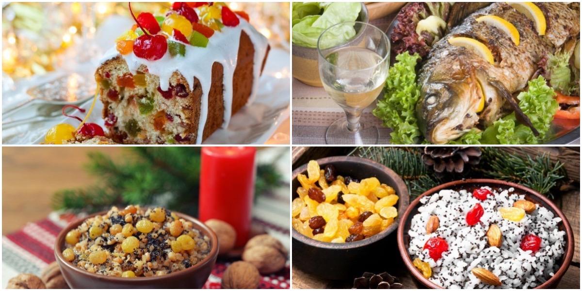 ТОП-7 праздничных рождественских блюд