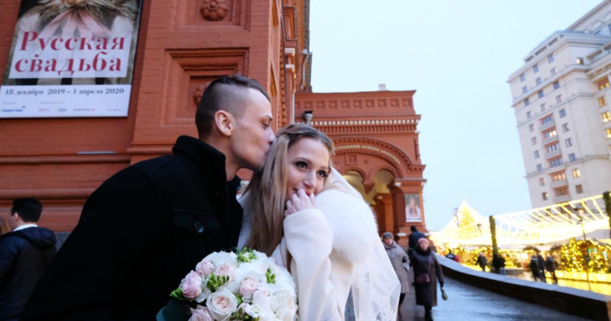 Фото В России планируют изменить возраст вступления в брак