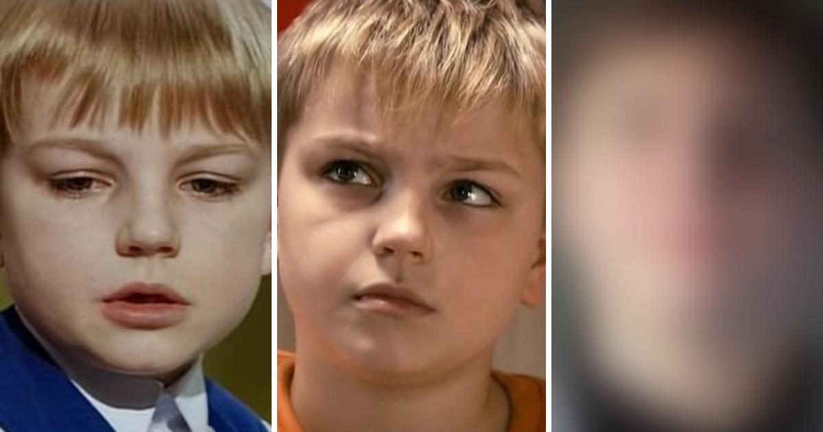 Каким стал мальчик из «Обручального кольца» и «Закрытой школы»