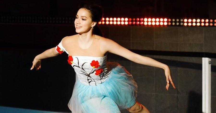 Фото Стали известны гонорары Загитовой за ледовые шоу после приостановки карьеры