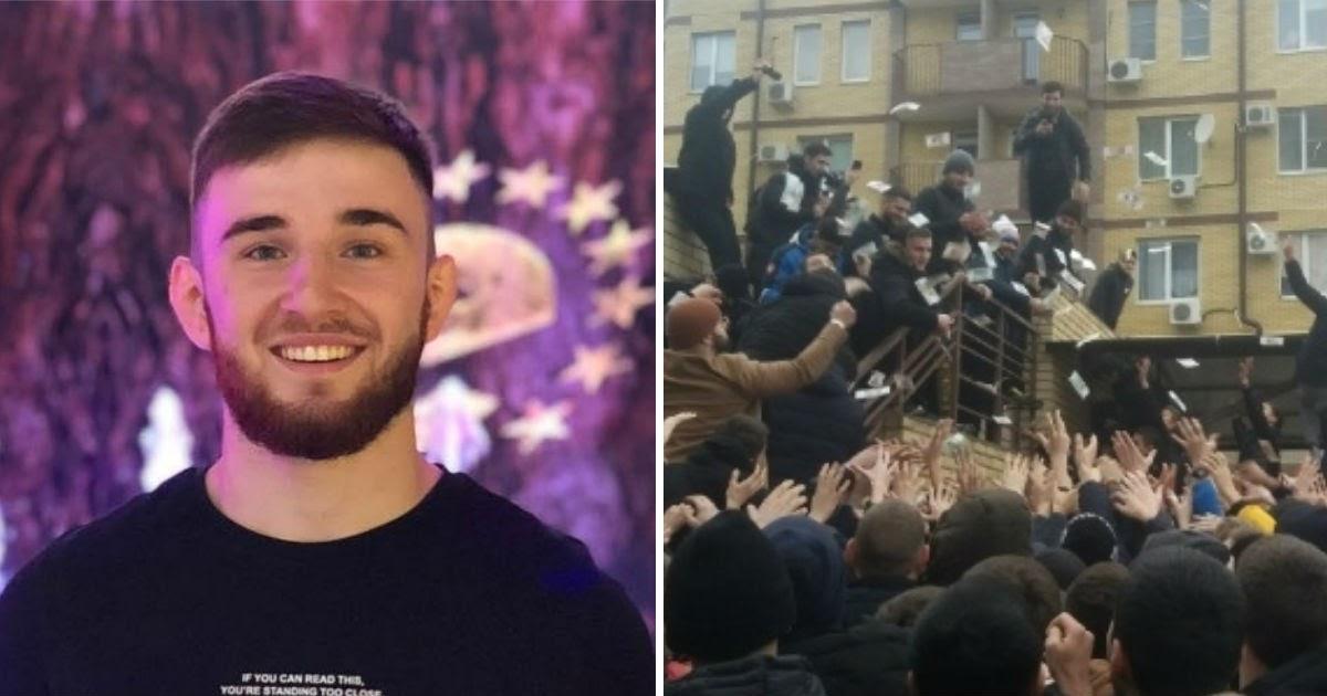 Чеченского блогера осудили за флешмоб с брошенными в толпу деньгами