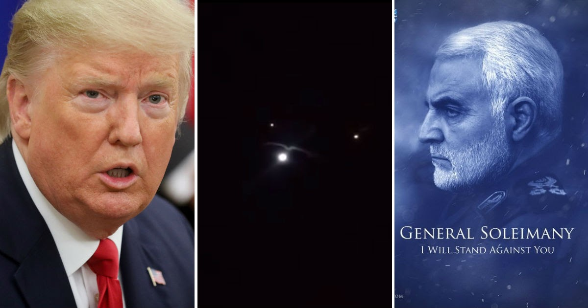 "Фото ""Все хорошо!"" Трамп отреагировал на действия Ирана"