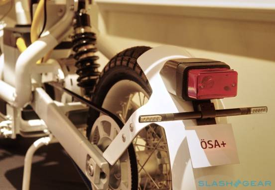 Photo of CAKE's glorious Osa+ e-bike hides a wake-up call in its details