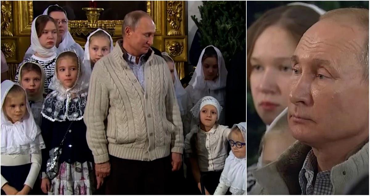 """""""Эй, модник!"""": В Сети раскрыли тайну кардигана Путина"""