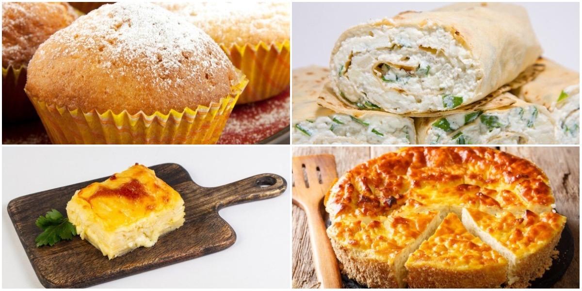 Подборка вкусных и сытных блюд из творога