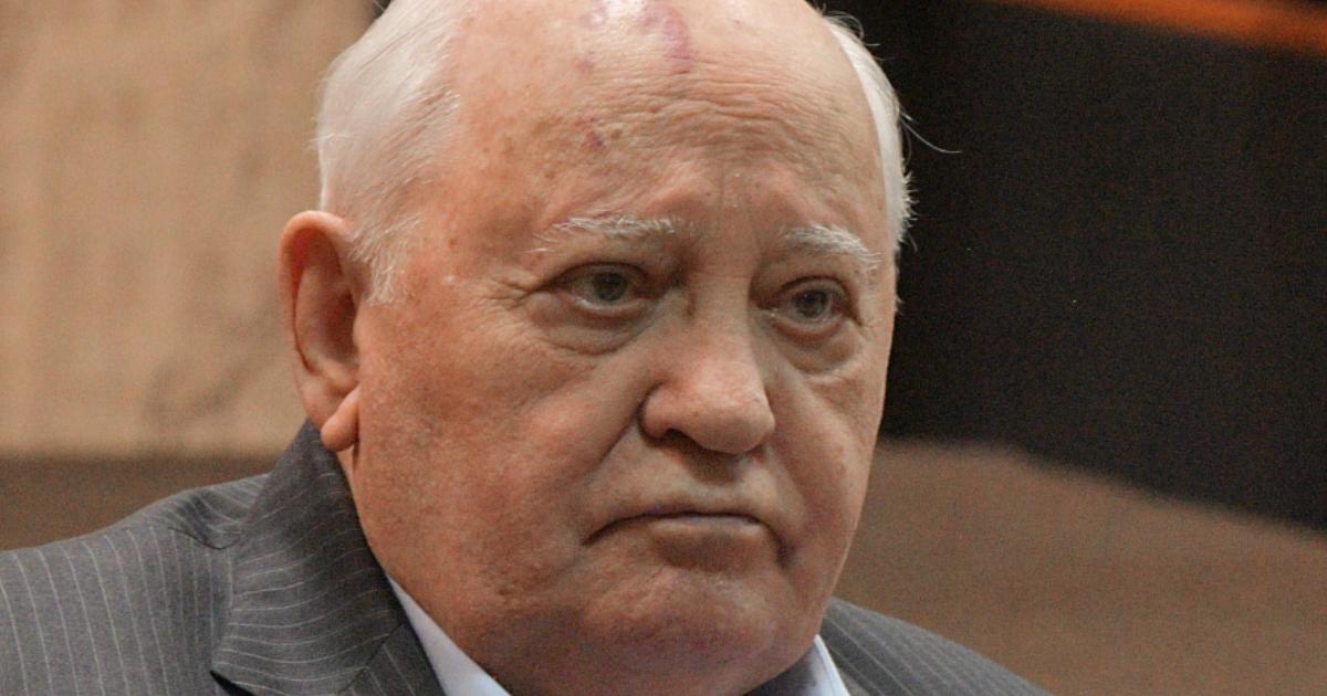 Фото Горбачев требует отменить новогодние и майские праздники