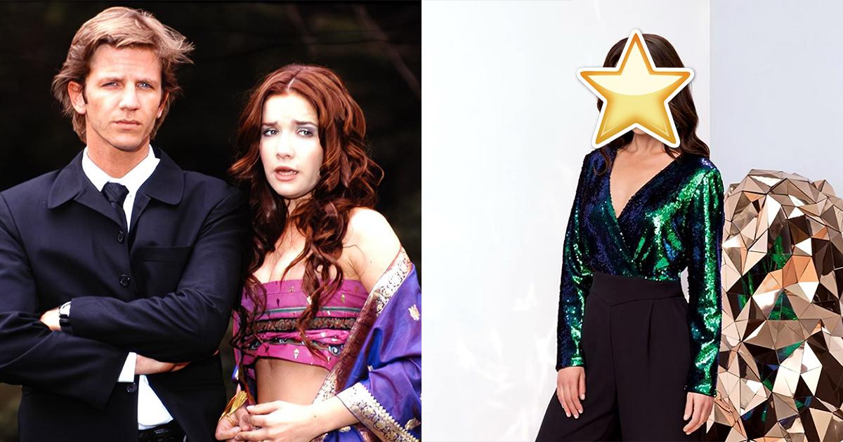 Как выглядят актеры сериала «Дикий ангел» два десятилетия спустя