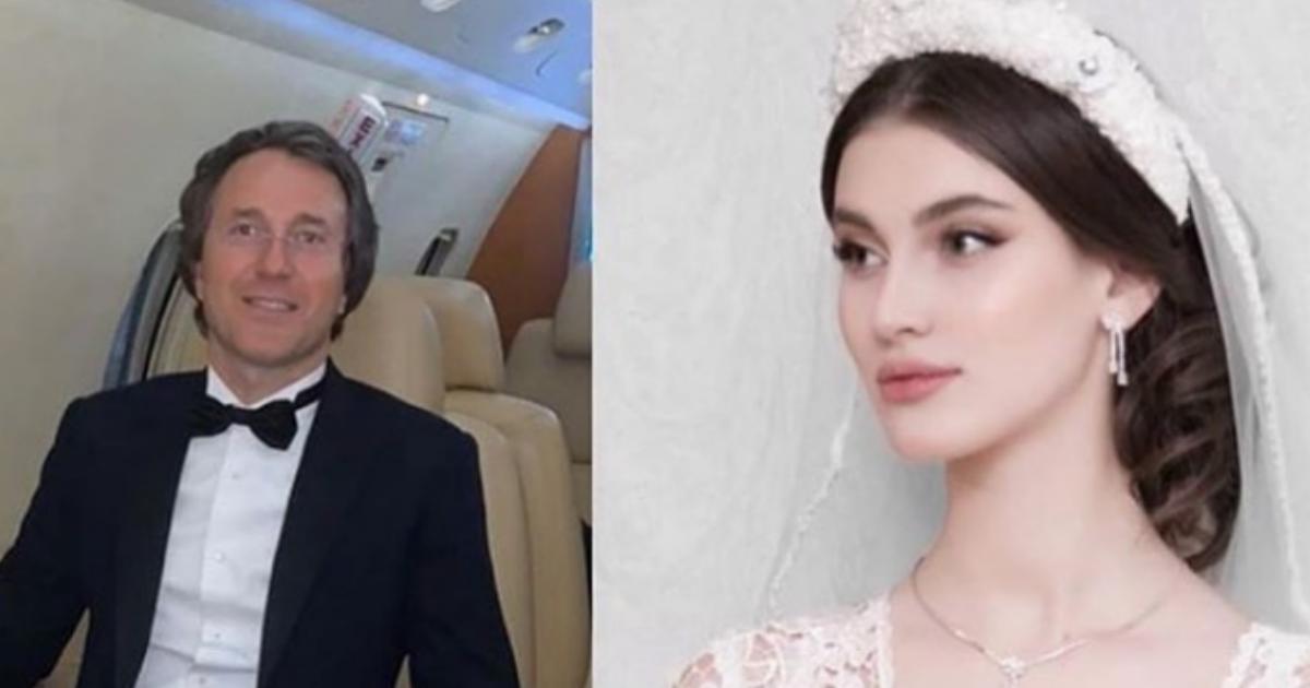 Экс-муж Орбакайте женился на 18-летней девочке из Чечни