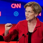 Photo of Warren Says Sanders Told Her a Woman Could Not Win the Presidency