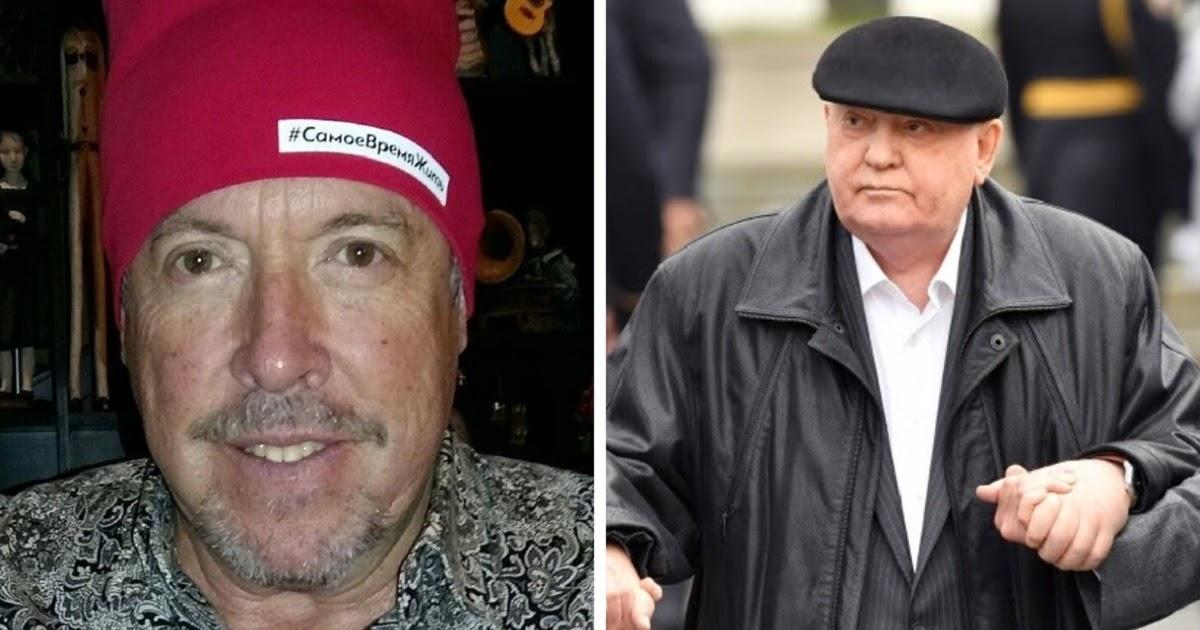 """Макаревич назвал """"мразями"""" тех, кто критикует Горбачева"""