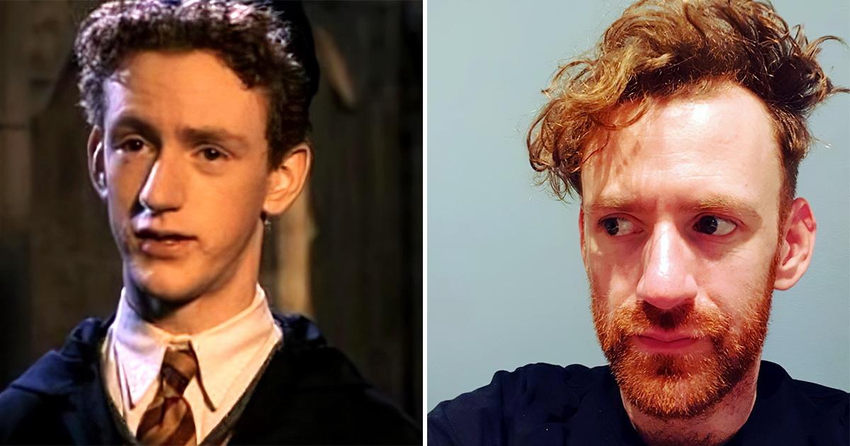 Актер из «Гарри Поттера» устроился барменом, поскольку его не звали сниматься