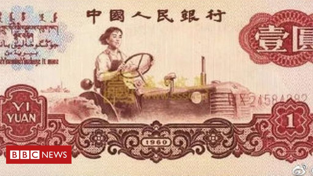 Photo of Liang Jun: China's first female tractor driver, and national icon, dies