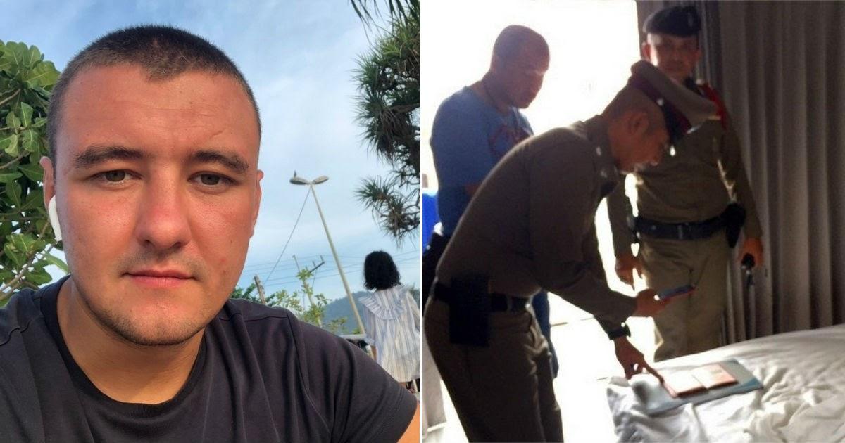 Молодой российский турист впал в кому на Пхукете