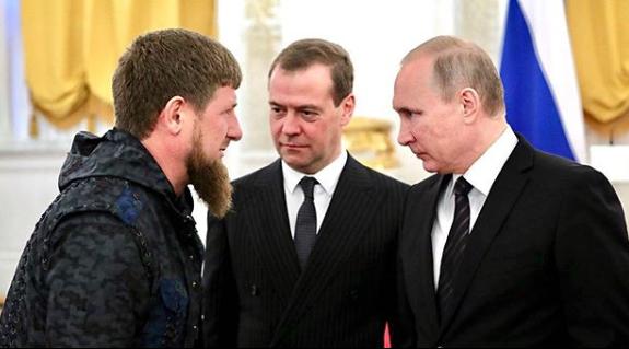 Кадыров временно передал свои обязанности из-за нетрудоспособности