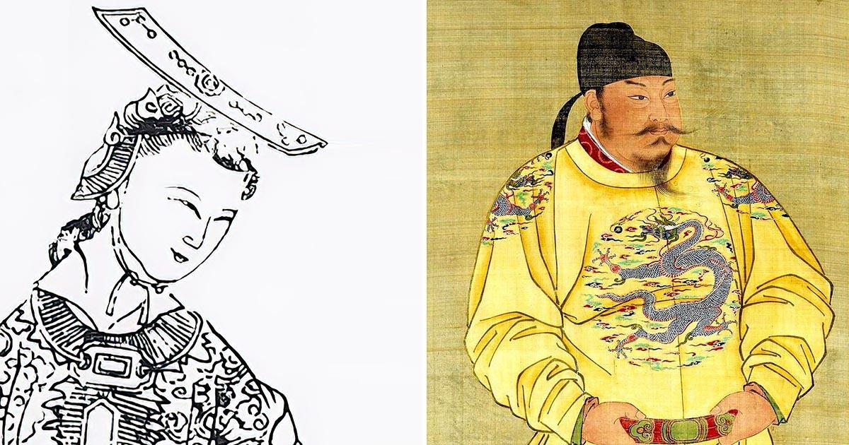 Как единственная императрица Китая сместила мужа и лишила трона сына