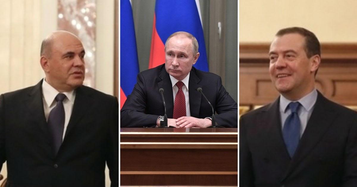 """""""Понятия не имел, что происходит"""". Закулисные детали отставки Медведева"""