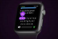 В App Store вышла полноценная клавиатура для Apple Watch