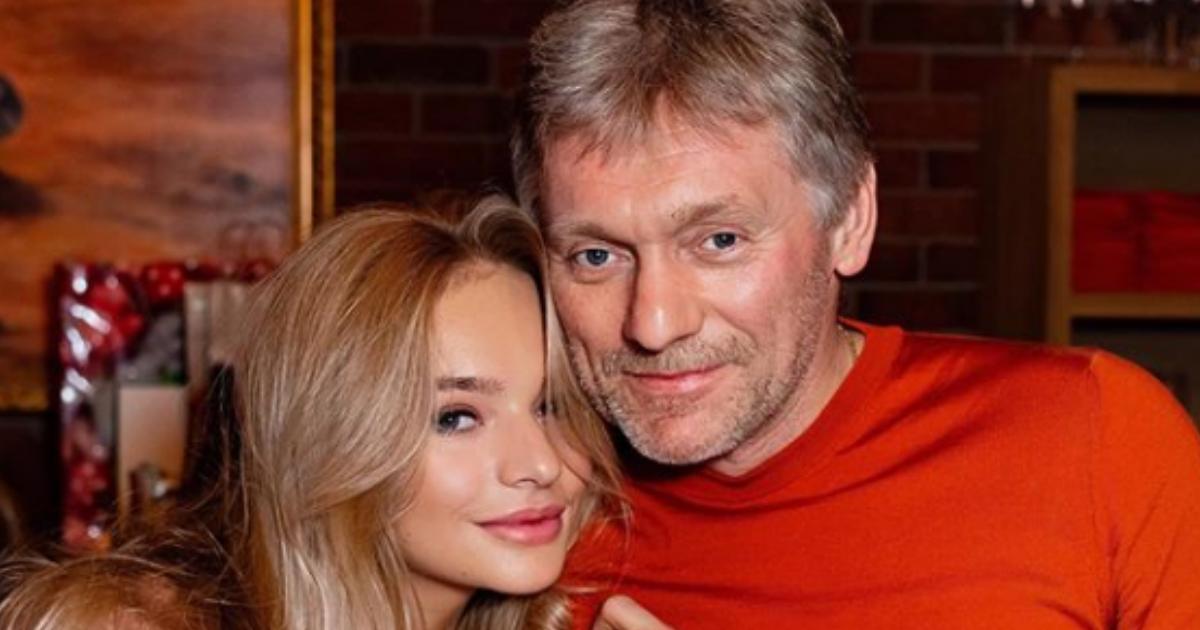 «Отец не помогает»: Дочь Пескова рассказала, сколько зарабатывает