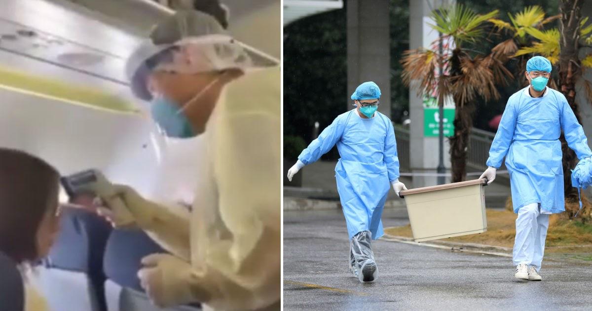 Коронавирус из Китая: симптомы, передача и опасность 2019-nCoV