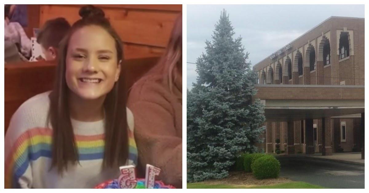 Праздник обернулся для девочки исключением из христианской школы. Виной стали свитер и торт