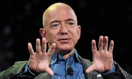Photo of Amazon boss Jeff Bezos's phone 'hacked by Saudi crown prince'