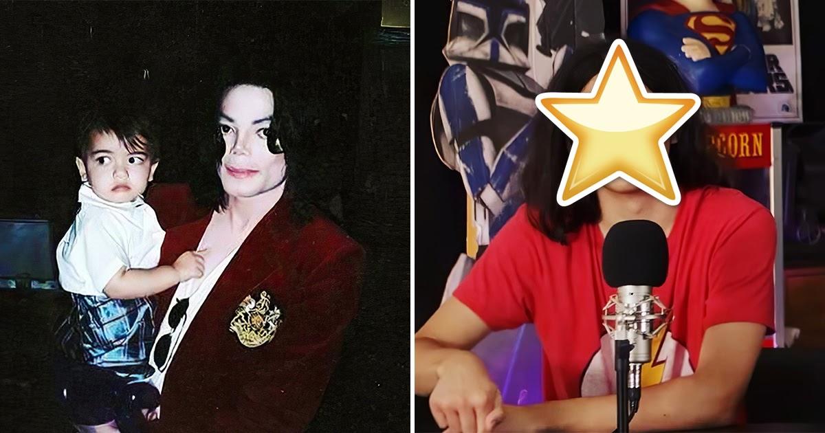 Где сейчас сын Майкла Джексона, которого он показывал с балкона?