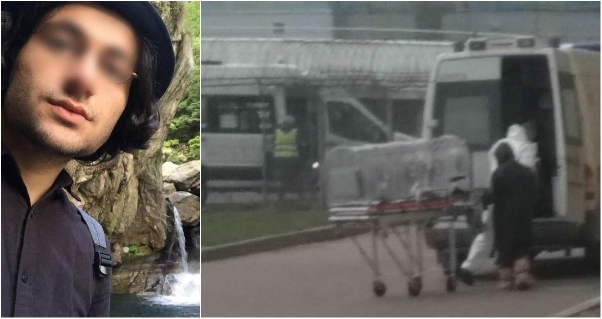 Из Пулково в капсуле эвакуировали россиянина с подозрением на коронавирус