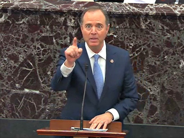 Photo of Adam Schiff Refers to Russia Over 30 Times During Senate Impeachment Hearing