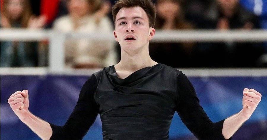 Новый Плющенко? 20-летний Дмитрий Алиев стал чемпионом Европы