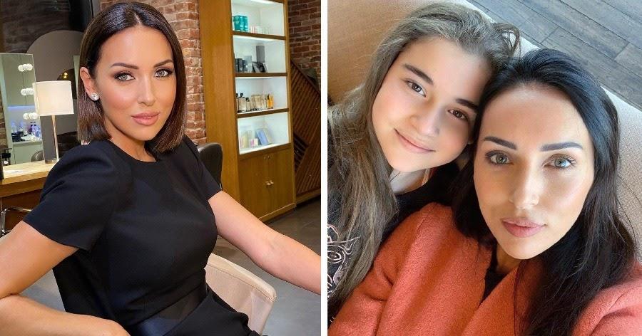 Фото Алсу ответила на критику своей дочери  в инстаграме
