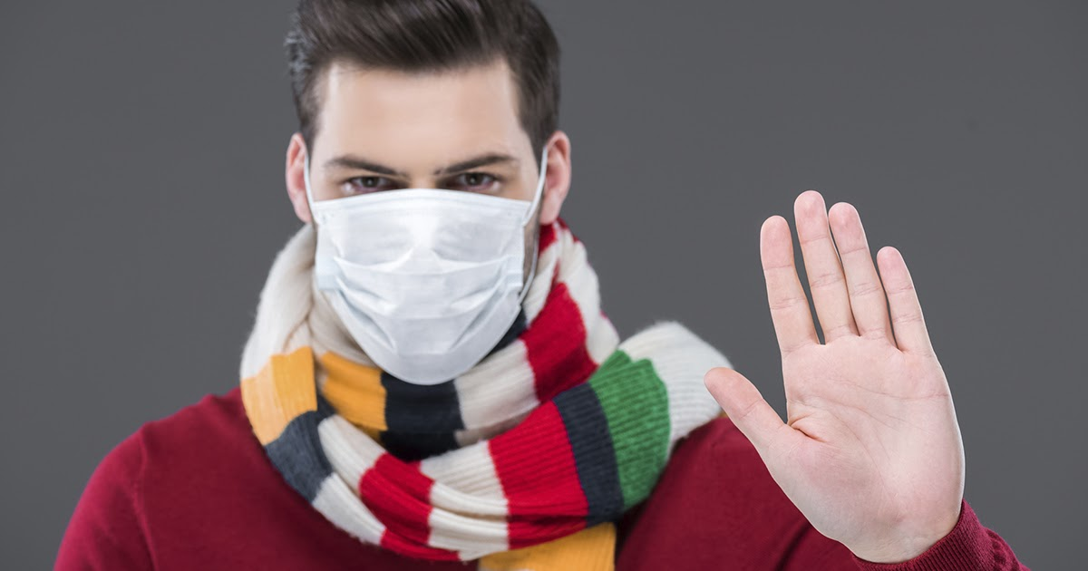 Фото Помогают ли медицинские маски избежать заражения?