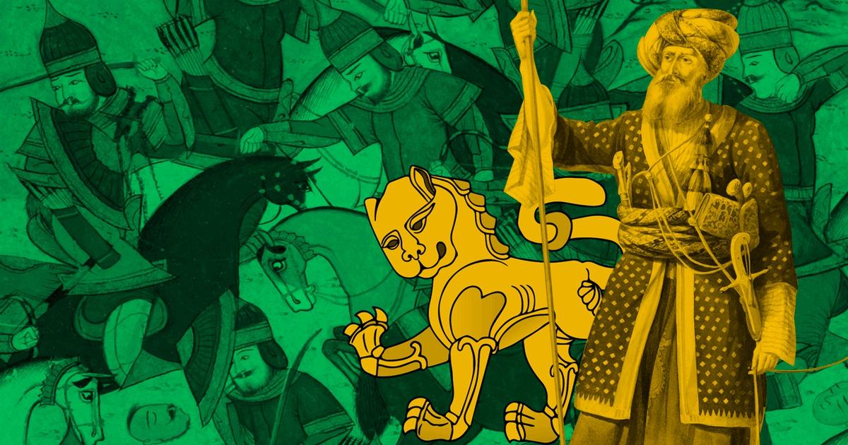 Фото Великий Барс на престоле Египта: раб, убийца, любитель кошек