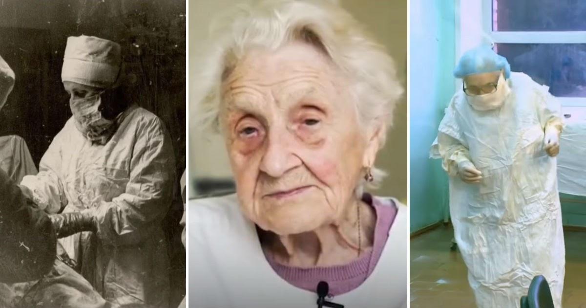 Ушла из жизни Алла Левушкина - старейший практиковавший хирург России