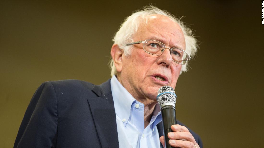Photo of Analysis: Bernie Sanders is climbing