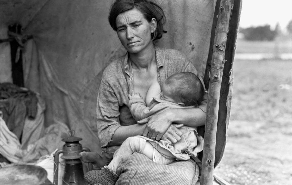 Photo of Dorothea Lange: esqueletos en el armario
