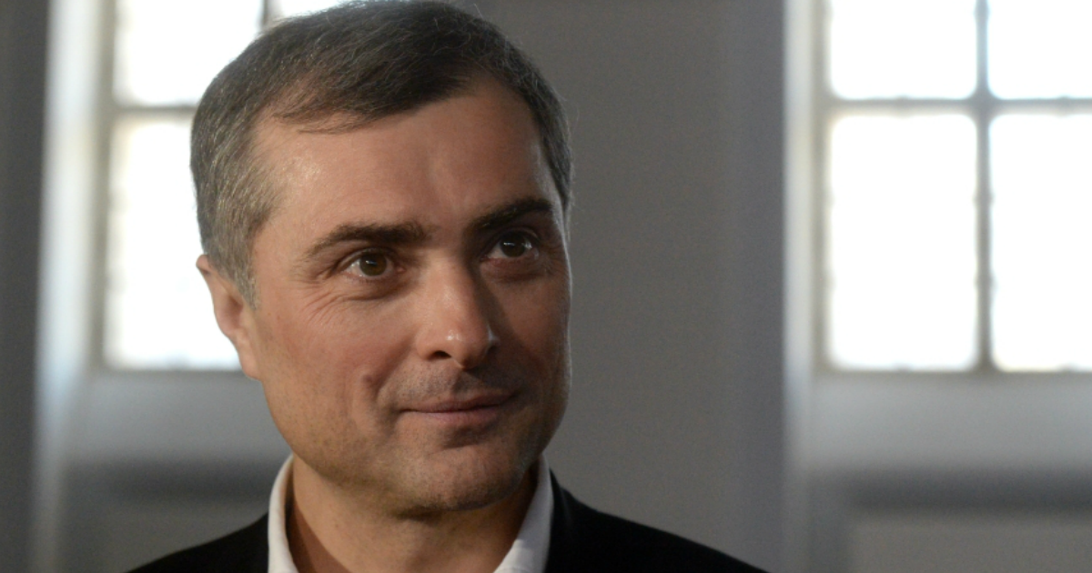 Сурков ушел с госслужбы и оставил свою должность в Кремле