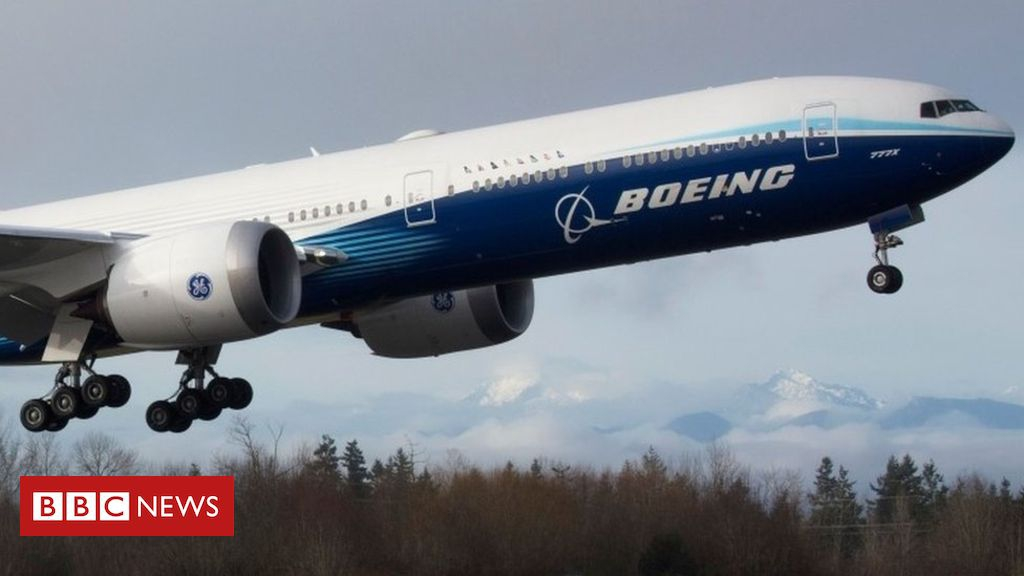 Photo of Boeing 777X: World's largest twin-engine jet completes first flight