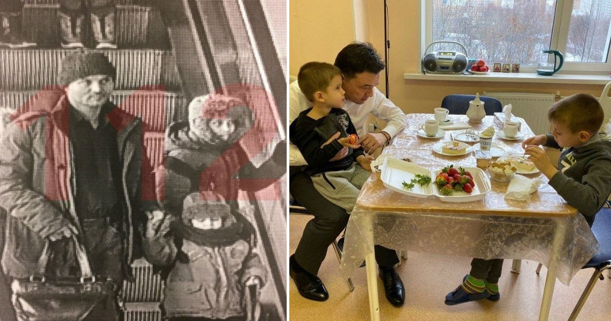 Фото В детдом или к маме? Что ждет детей, оставленных отцом в Шереметьево