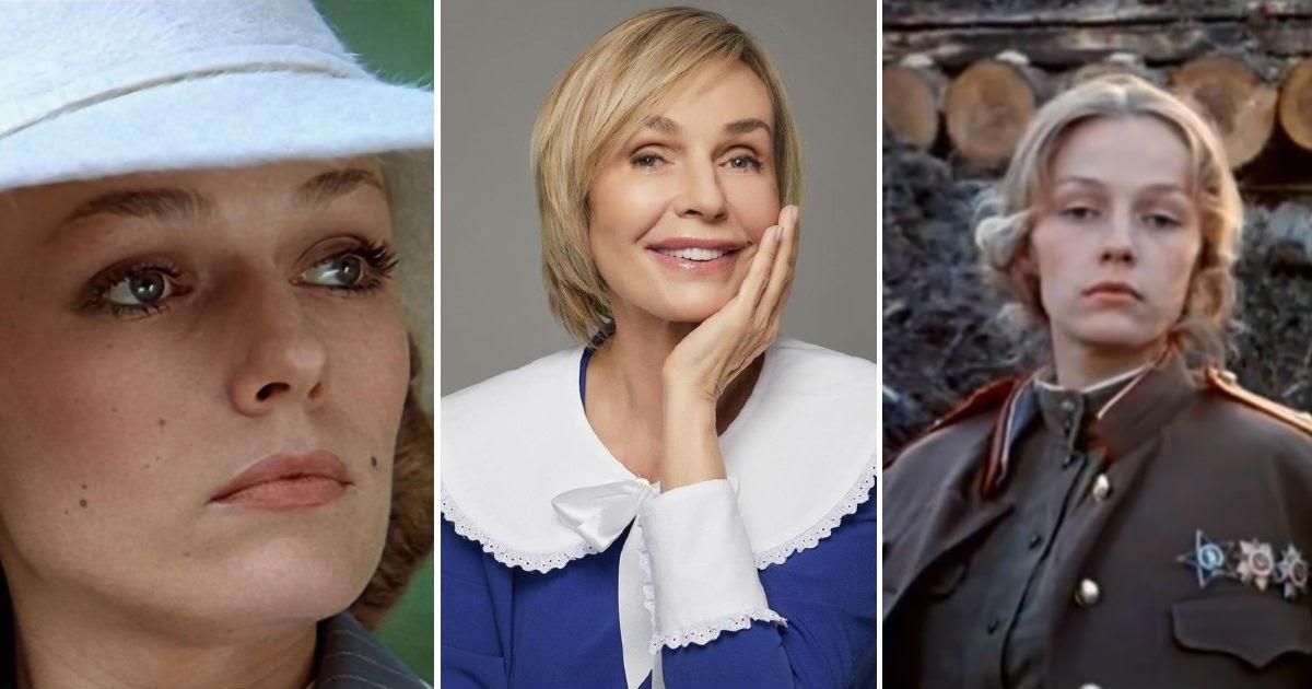 Наталья Андрейченко: фильмы, личная жизнь и фото советской Мэри Поппинс сейчас
